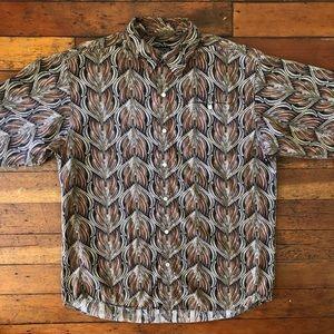 Patagonia Vintage Patterned Shirt
